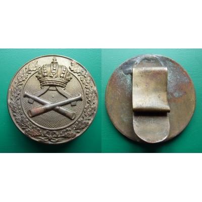 Rakousko Uhersko - Výkonnostní odznak pro výtečné miřiče dělostřelectva, originál