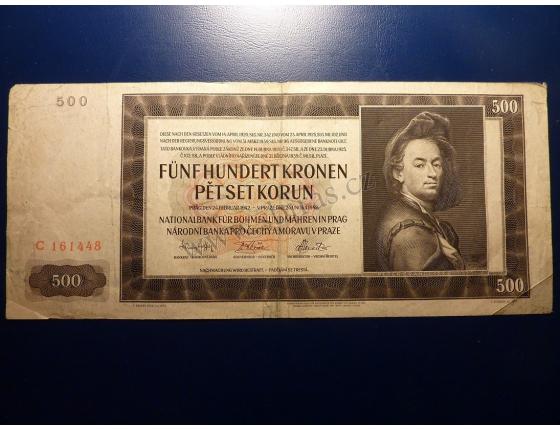 500 korun Ia