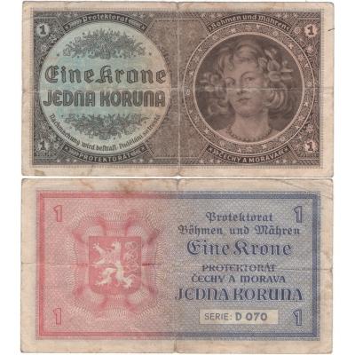 1 Krone 1940