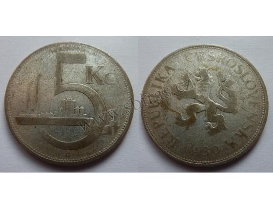 5 Crown 1930