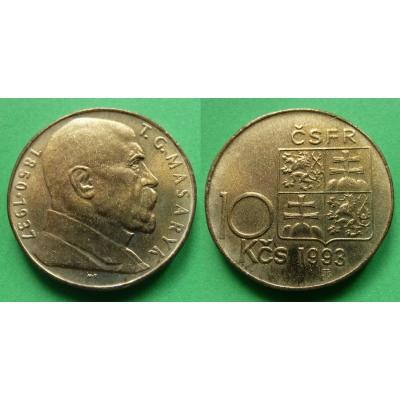 10 korun 1993