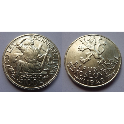 100 Crown 1949