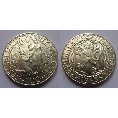 100 Crown 1948