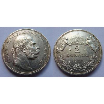 2 Crown 1912 K.B.