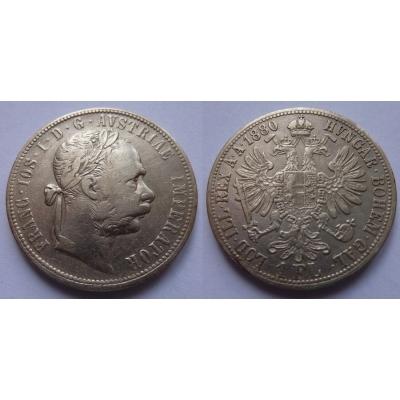 1 Florin 1880
