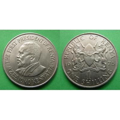 Keňa - 1 shilling 1975