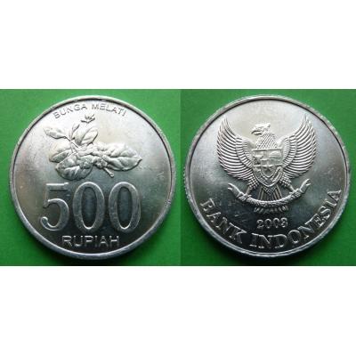 Indonésie - 500 rupiah 2003