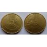Belgie - 5 Francs 1986