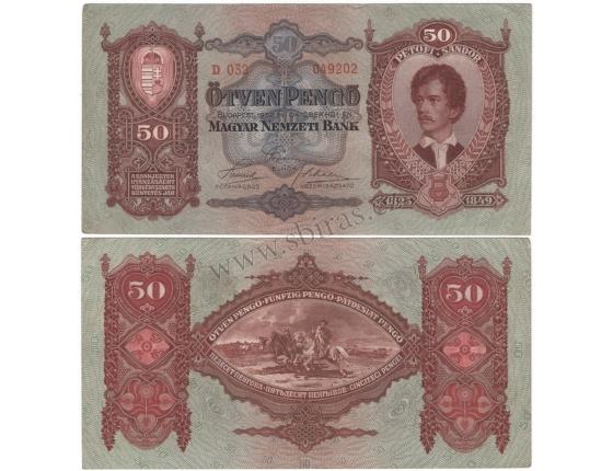 50 Pengö 1932