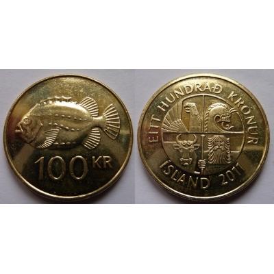 Island - 100 krónur 2011
