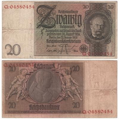 20 Mark 1929