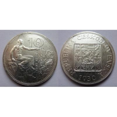 10 korun 1930