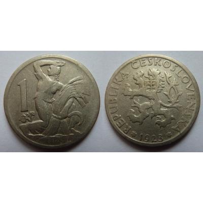 1 Crown 1923