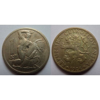 1 Crown 1924