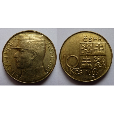 10 Kronen 1993