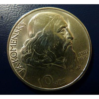 10 korun 1957