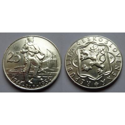 25 korun 1954