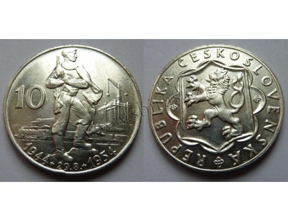 10 Crown 1954