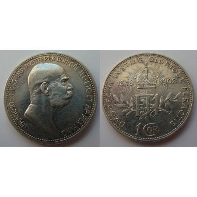 1 Krone 1908
