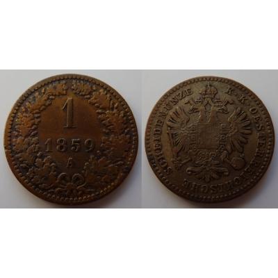 1 Kreuzer 1859