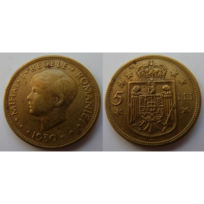 5 lei 1930