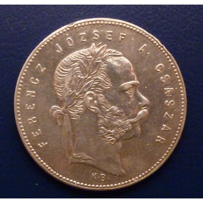 1 Florin/zlatník 1869 K.B.