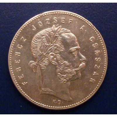 1 Florin Gulden 1869 K.B.