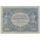 Faksimilie (kopie) bankovky 100 gulden 1884, vyrobeno pro filmové účely