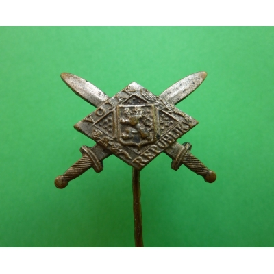 Voják republiky, odznak