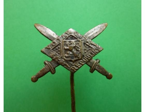 Voják rpubliky, odznak