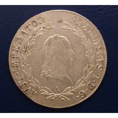 20 krejcarů 1823