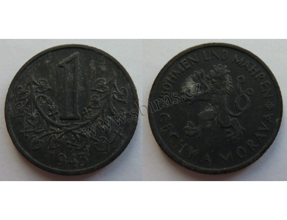 1 Crown 1943