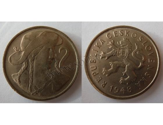 2 Crown 1948