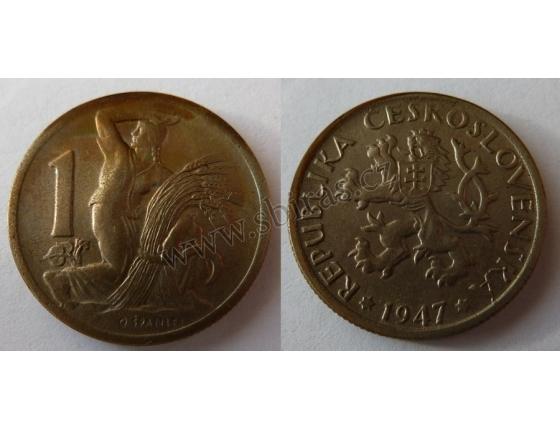 1 Crown 1947