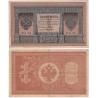 Rusko- bankovka 1 rubl 1898