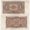1 koruna 1953