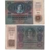 50 korun 1914 kolkovaná