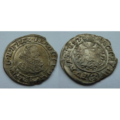 Ferdinand II. - 3 krejcary 1627
