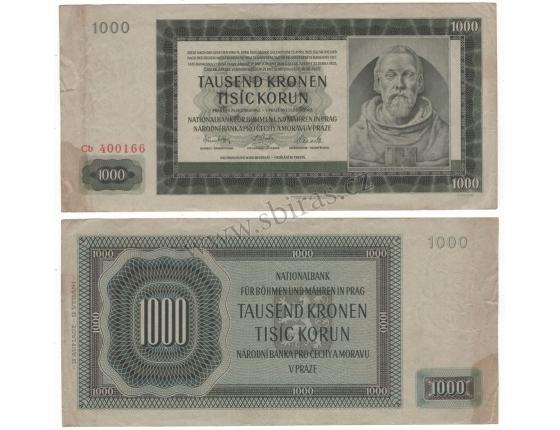 1000 Crown 1942 Ab
