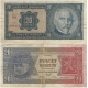 20 korun 1926 neperforovaná, série Vd