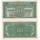 Czechoslovakia - 10 crowns banknote 1950