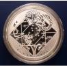 Beran - Stříbrná medaile znamení zvěrokruhu proof