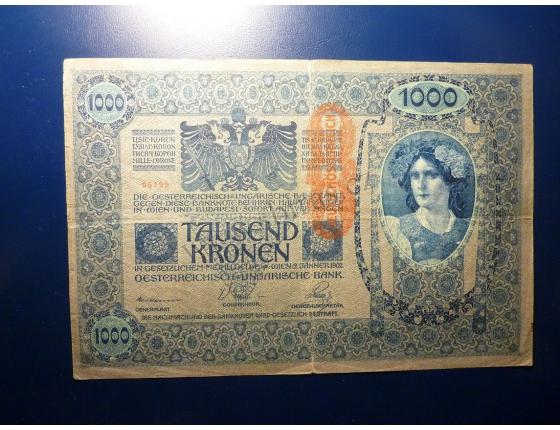 1000 Kronen 1902