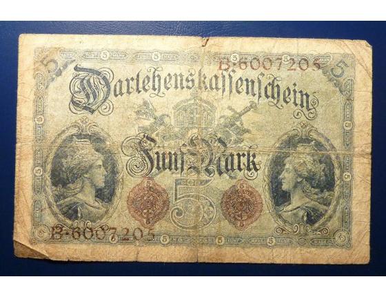5 marek 1914