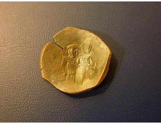 Miskovitý follis Alexius I. 1081-1118