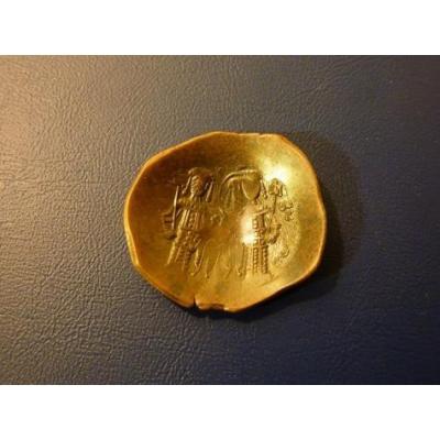 Miskovitý follis Alexius III Angelus-Comnenus 1195-1203