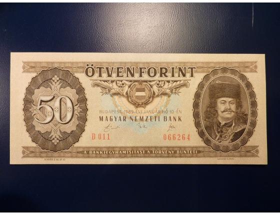 50 Forint 1989