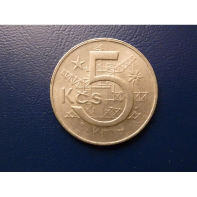 5 Kronen 1968