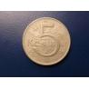 5 korun 1968