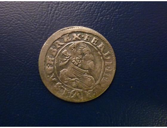 3 krejcary 1625
